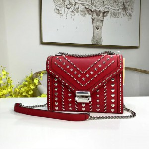 Michael Kors Shoulder Bags Red (MK813)