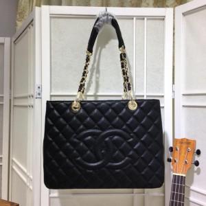 Chanel Tote Bags CH028-Black
