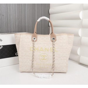 Chanel Beach Totes CH101-Apricot