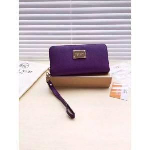 Michael Kors Lettering Wallets Violet (MK160)