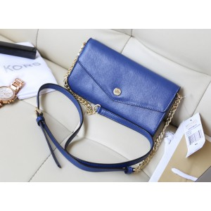 Michael Kors Envelope Bag Electro-optic Blue (MK284)
