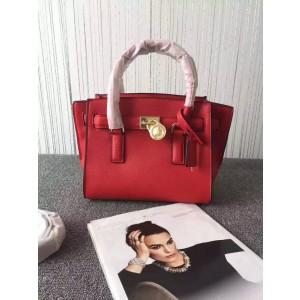 Michael Kors Lock Bag Red (MK365)