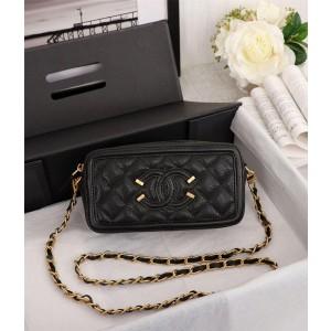 Chanel Mini Crossbody Bags CH106-Black