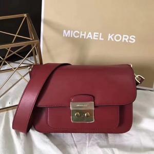 Michael Kors Shoulder Bags Red (MK420)