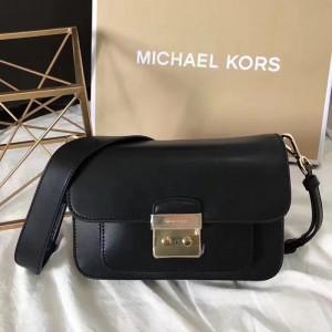 Michael Kors Shoulder Bags Black (MK421)