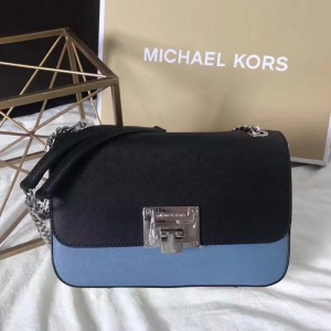 Michael Kors Shoulder Bags Black (MK423)