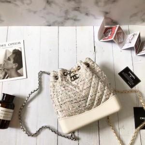 Chanel Gabrielle Backpacks CH172-White