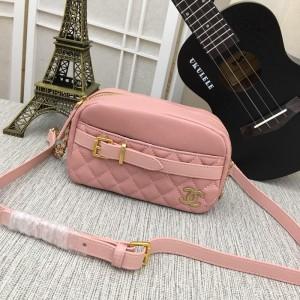 Chanel Crossbody Camera Bags CH192-Pink