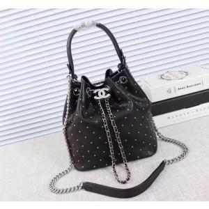 Chanel Bucket Bags CH225-Black