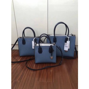 Michael Kors Totes Blue 3 Sizes (MK533)