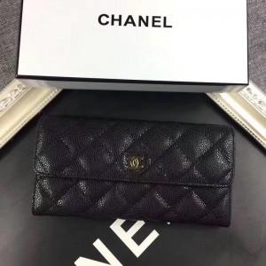 Chanel Wallets CH233b-Black