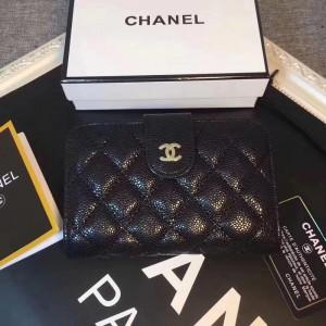 Chanel Wallets CH233d-Black
