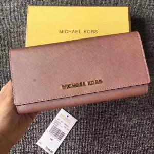 Michael Kors Wallets Rose Gold (MK568)
