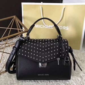 Michael Kors Satchel Black (MK572)
