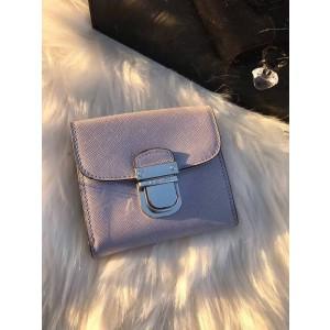 Michael Kors Lock Wallet Light Blue (MK579)