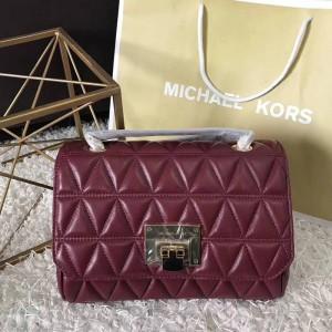 Michael Kors Crossbody Bag Claret (MK593)