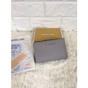 Michael Kors Folding Wallet Gray (MK612)