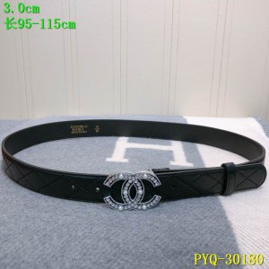 Chanel Real Leather Belts CHB-023